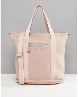 Sport Shoulder Bag In Pink