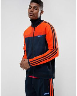 Limited Edition Fully Knit Tracksuit Set In Legend Ink Br6878