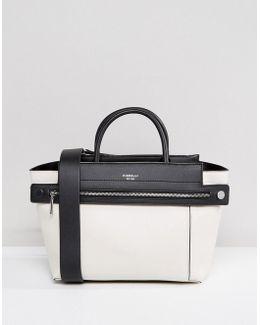 Abbey Mono Tote Bag