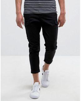 Cargo Trouser In Anti Fit