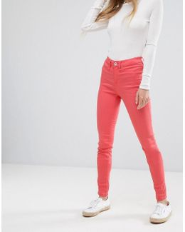 Moon Colo Skinny Jeans