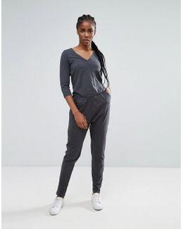 Mindy Jersey Jumpsuit
