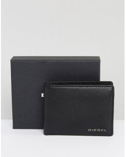 Hiresh Wallet In Leather
