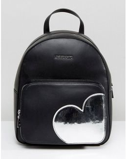 Backpack With Heart