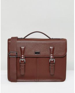 Satchel In Leather