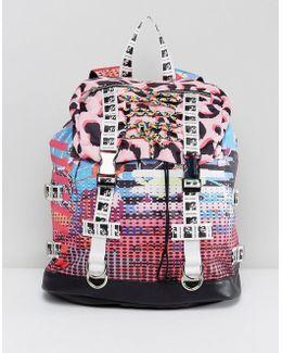 X Mtv Backpack