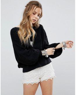 Found My Sweatshirt Knit Jumper