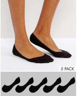 5 Pack Pop Socks