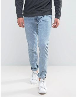 Friday Skinny Fit Jeans Wow Blue