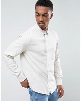 Lead Silk Shirt