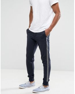Alonzo Joggers Slim Fit In Navy