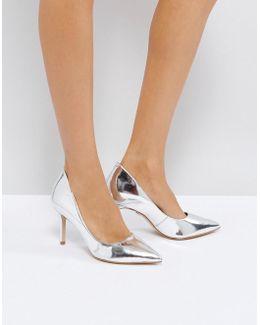 Kg By Kurt Geiger Bella Leather Court Shoes