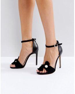 Kg By Kurt Geiger Hermione Strap Heeled Sandals