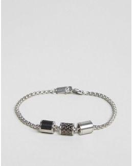 Chain Bracelet In Silver