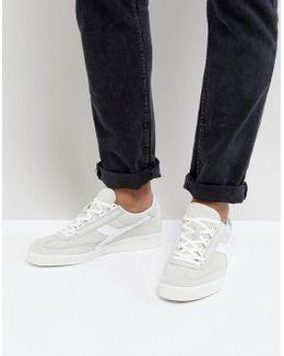 B.original Sneakers In Gray