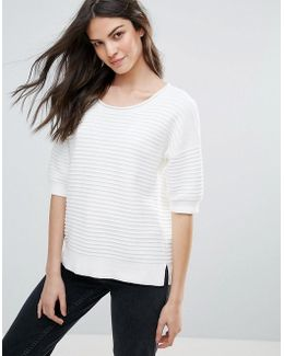 Heatwave Dinka Knit Flared Sweater