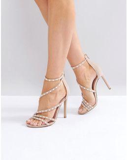 Meg Pearl Sandals