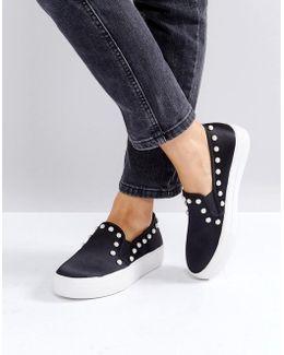 Glacier Pearl Sneakers