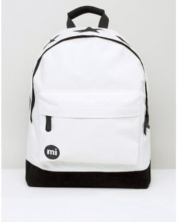 Classic Backpack In Monochrome