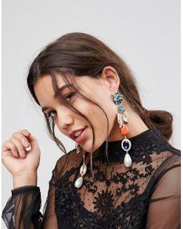 Occasion Tier Drop Earrings
