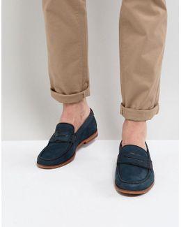 Miicke Nubuck Loafers