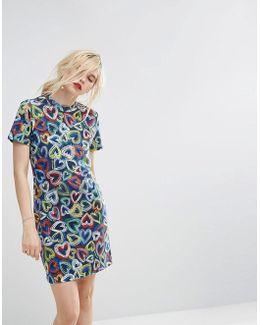 Chalk Heart Dress
