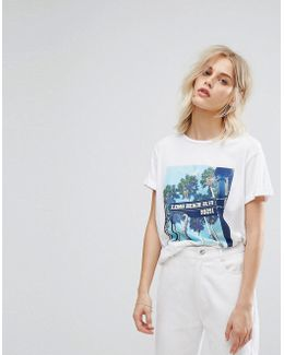 City Printed T-shirt