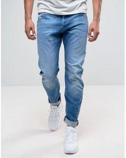 Arc 3d Slim Jeans Light Aged Wash