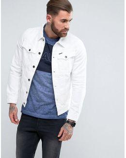 3301 Mr Deconstructed 3d Slim Jacket
