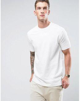 Korpaz Loose Long Raw T-shirt