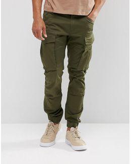 Rovic Slim Cuffed Trouser