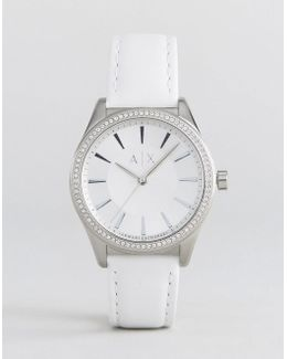 Leather Nicollete Watch