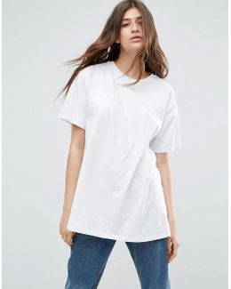 Super Oversized Boyfriend T-shirt