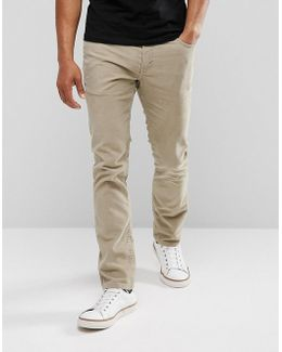 511 Slim Fit Cord Jean True Chino