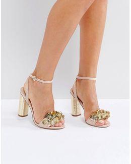 Honor Embellished Sandals