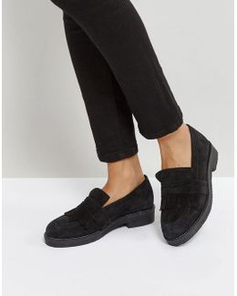 Farrow Suede Flat Shoes