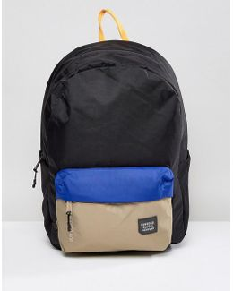 . Rundle Backpack In Black 24.5l