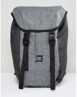 . Iona Backpack In Grey 24l