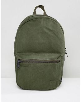 . Lawson Backpack In Green 22l