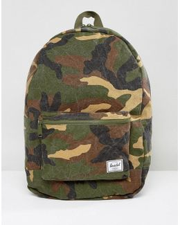 . Packable Daypack In Cottom Camo 24.5l