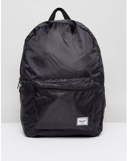 . Packable Daypack In Black 24.5l