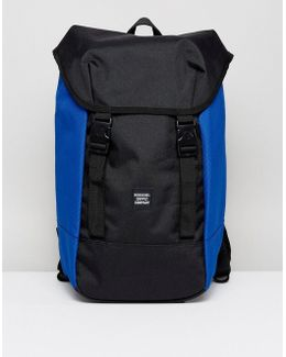 . Iona Backpack In Black 24l