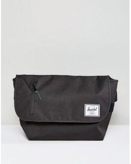 . Odell Messenger Bag In Black