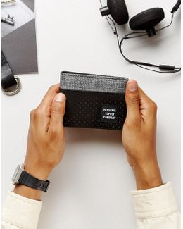 . Roy Cardholder With Rfid