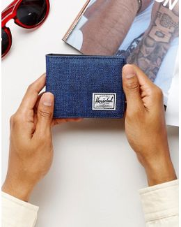 . Roy Bi-fold Wallet With Rfid
