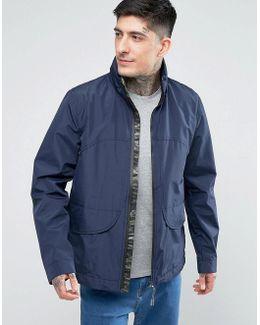 Camo Bonded Jacket