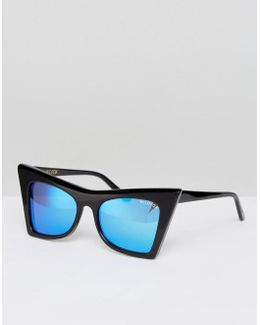 Ivy Deluxe Mirror Lens Sunglasses