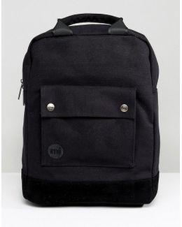 Tote Backpack In Black