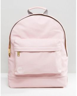 Exclusive Tumbled Backpack In Blush