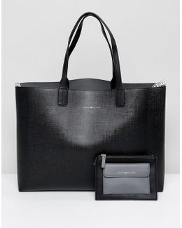 Tote With Logo